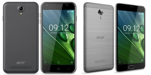 Acer Liquid Z6 dan Z6 Plus