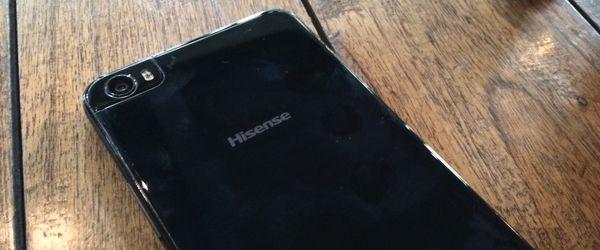 Hisense Pureshot+ 2 Belakang