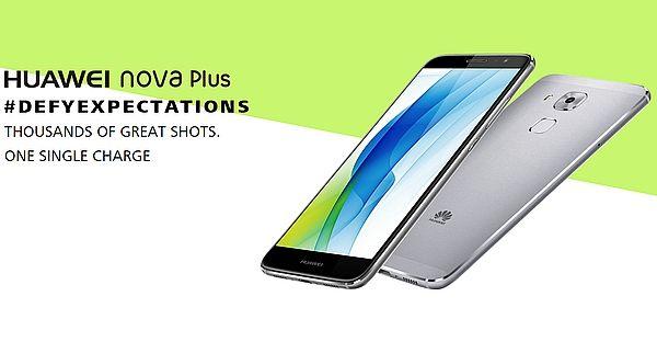 Huawei Nova Plus Header