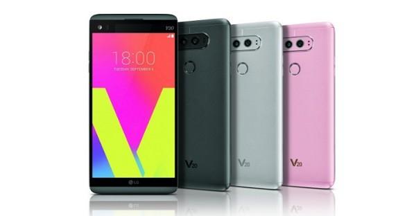 LG V20 harga spesifikasi header