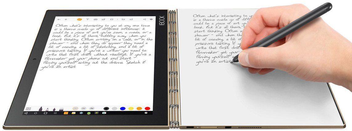 Lenovo Yoga Book Kertas