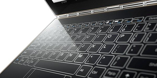 Lenovo Yoga Book Keyboard