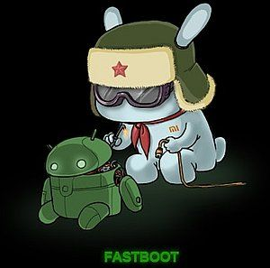downgrade MIUI 8 ke MIUI 7 Fastboot logo