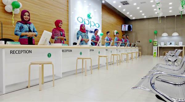 receptionist-oppo-service-center-jawa-timur