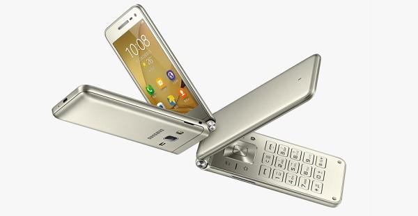 Desain Samsung Galaxy Folder 2