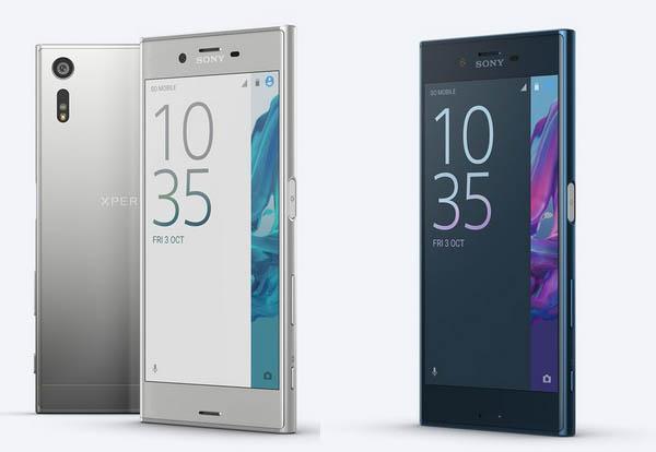 Sony Xperia XZ harga spesifikasi desain