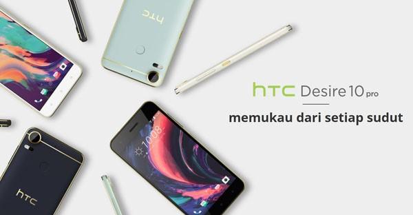 Harga HTC Desire 10 Pro