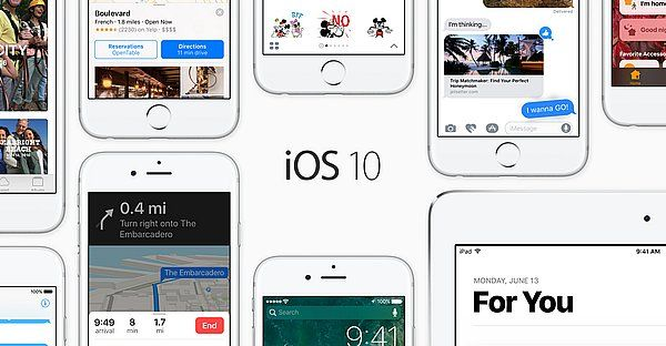cara downgrade ios 10 ke ios 9