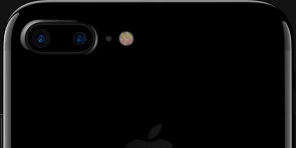 apple iphone 7 plus jet black warna