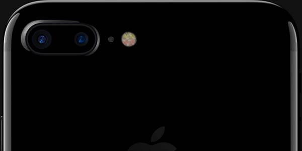 apple iphone 7 plus jet black warna