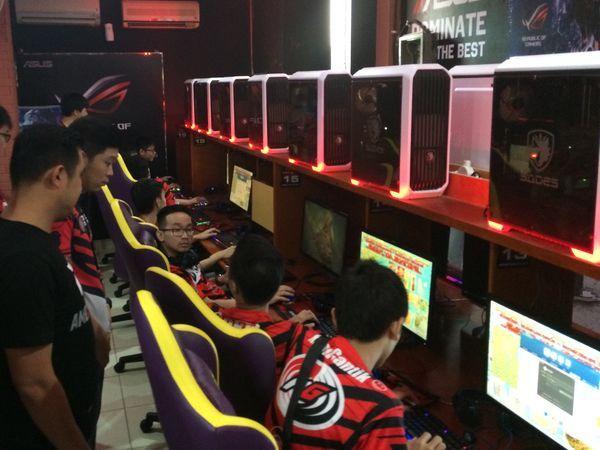 Gaming Arena