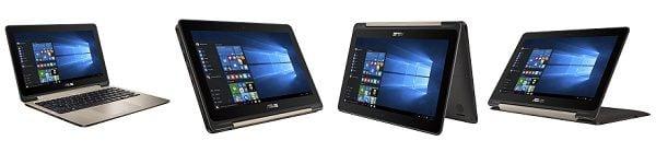 Harga ASUS VivoBook Flip TP201SA Mode