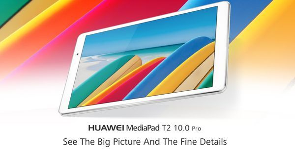 Harga Huawei MediaPad T2 10 Pro