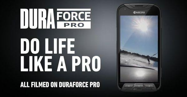 Kyocera DuraForce ProHeader