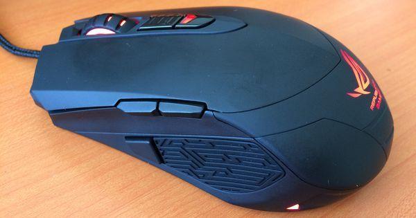 ROG GX860 bagian kiri