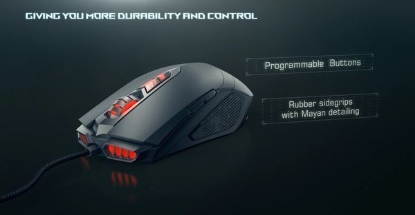 ROG GX860 Headers