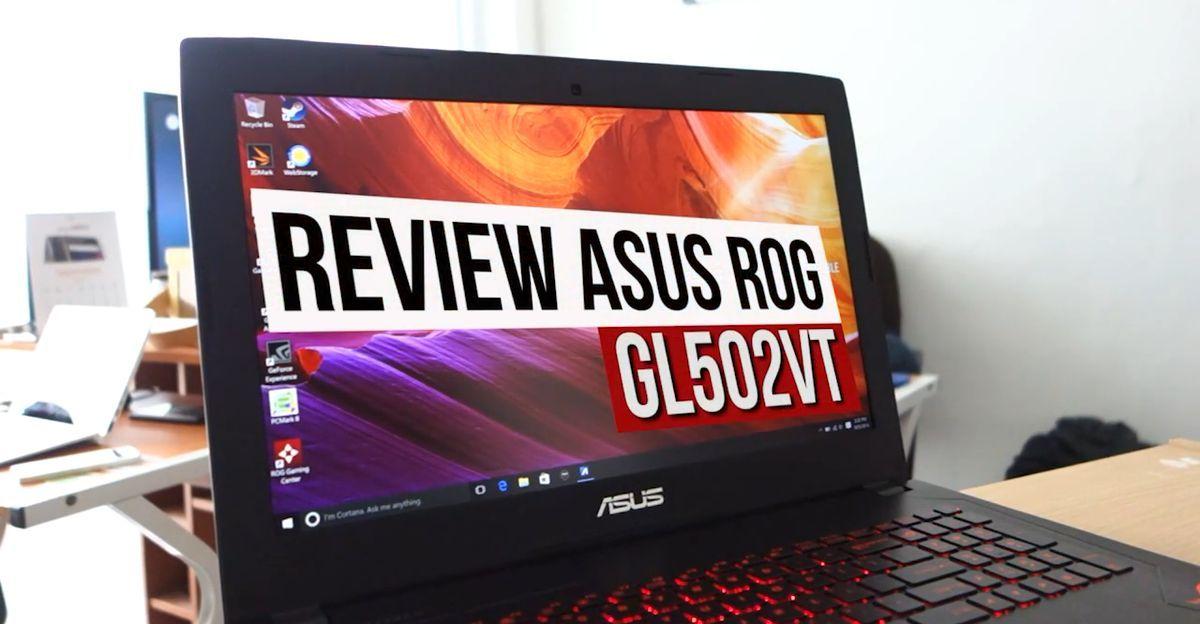 ASUS ROG STRIX GL502VT