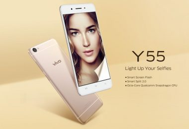 Vivo Y55 Featured