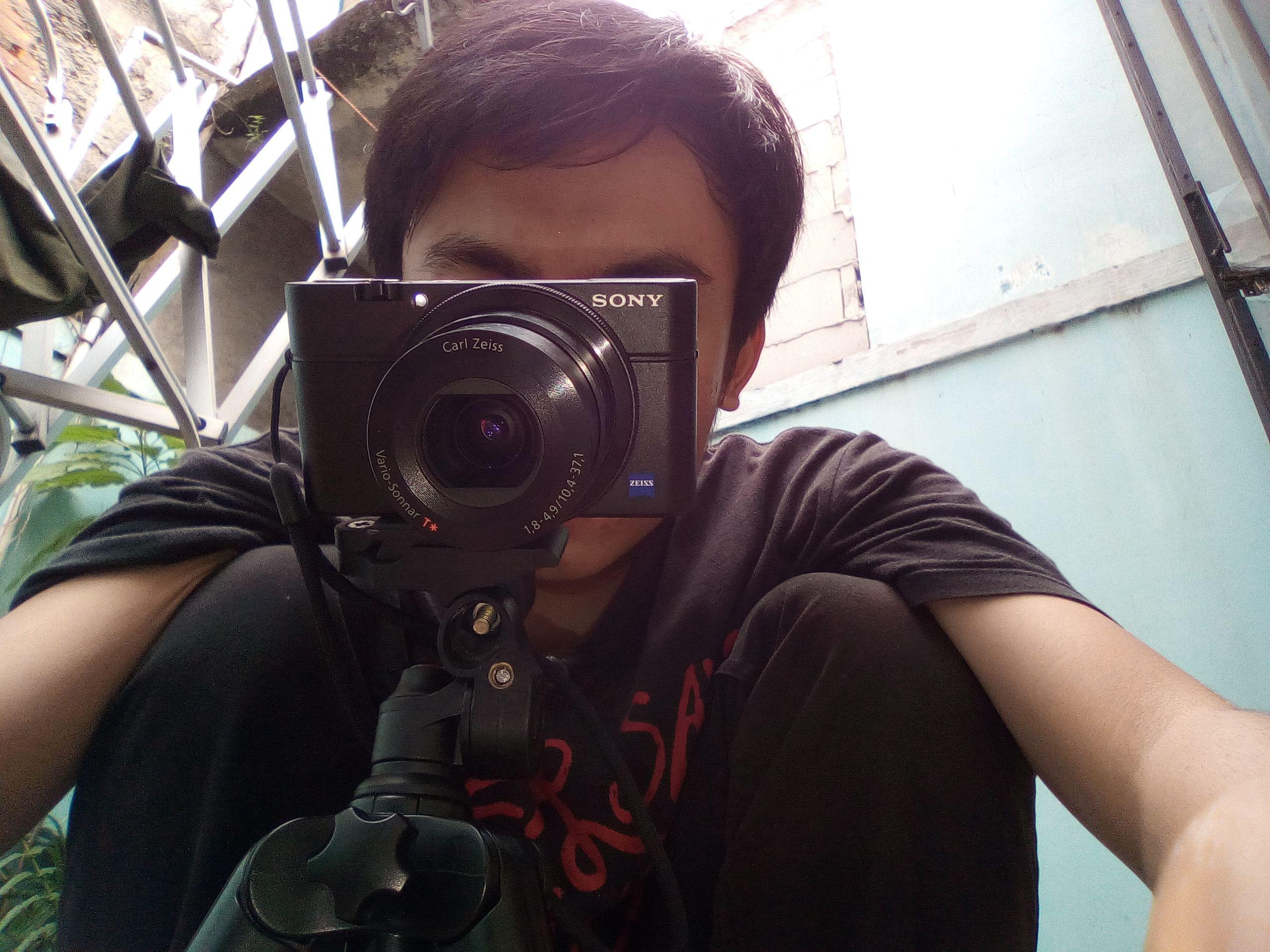 Wiko Robby Kamera Depan