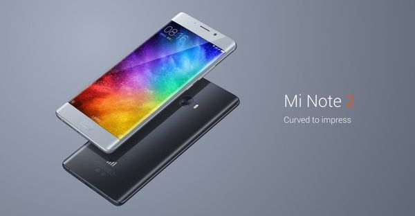 Xiaomi Mi Note 2 Headee