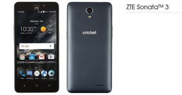 ZTE Sonata 3 Featured