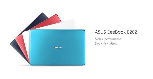Harga ASUS EeeBook E202 Header