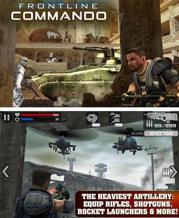 frontline-commando