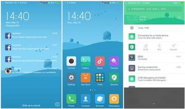 TOP 14 Theme MIUI 8 MTZ Wajib Download Super Keren!! | Gadgetren