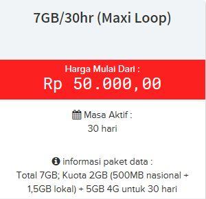 maxi-loop