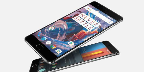 OnePlus 3 Desain