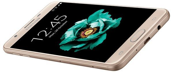 Samsung Galaxy J7 Prime Desain