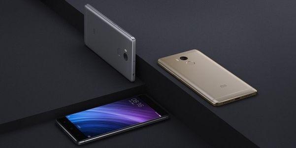 Harga Xiaomi Redmi 4 Prime Desain