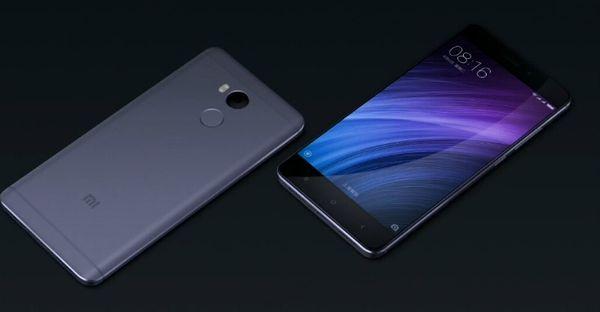 Xiaomi Redmi 4 Prime Header