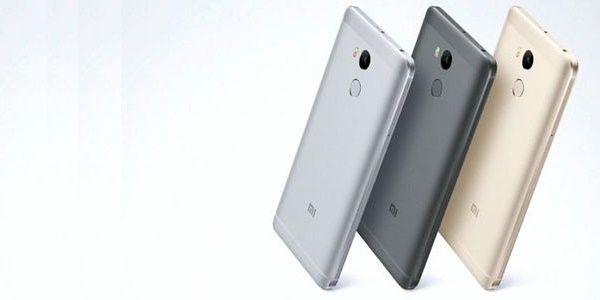 Xiaomi Redmi 4 Prime Varian