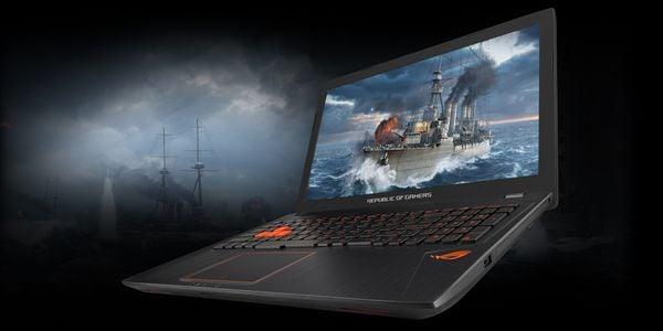 ASUS ROG STRIX GL553 Gaming