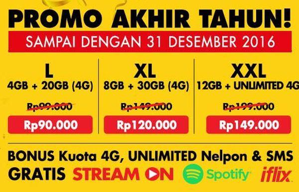 Indosat Ooredoo Promo Desember 2016