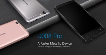 Ulefone U800 Pro Featured