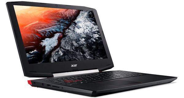 Acer Aspire VX 15 Desain Depan