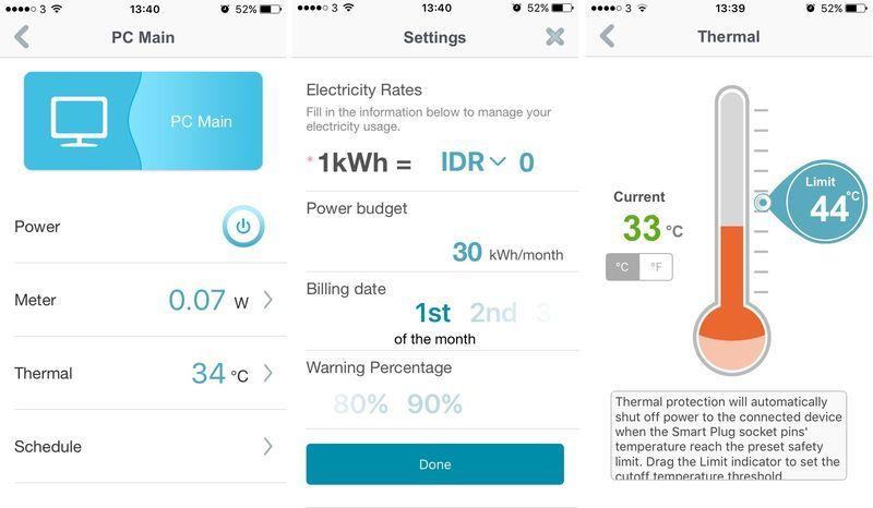 D-Link DSP-W215 Info