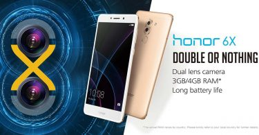 Huawei Honor 6X Featured