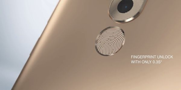 Huawei Honor 6X Fingerprint