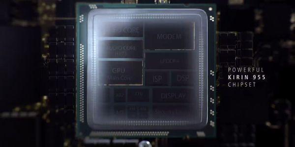 Huawei P9 Chipset