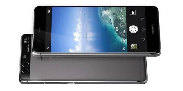 Huawei P9 Desain