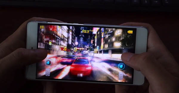 review huawei p9 performa gaming