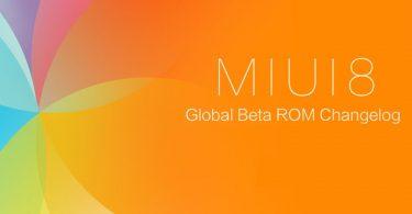 MIUI 8 Global Beta ROM Featured
