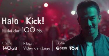 Paket Telkomsel Halo Kick Featured