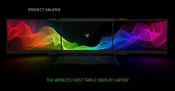 Razer Project Valerie Header