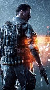 iOS iPhone Wallpaper Battlefield 4