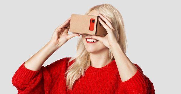 Harga Kacamata Headset VR