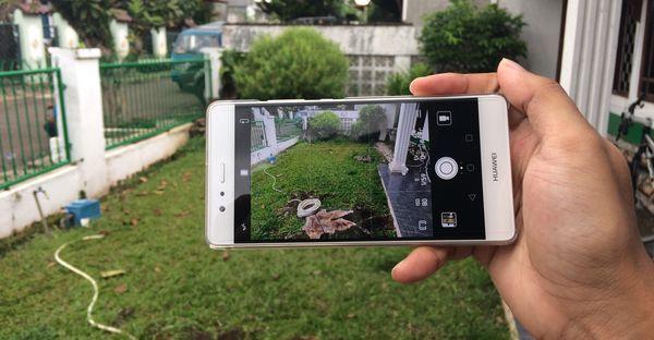 Huawei P9 RAW Header
